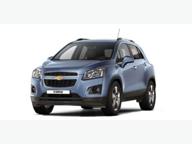 2013 Chevrolet Trax LS w/ Bluetooth