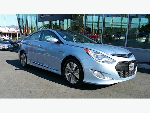 2013 Hyundai Sonata Hybrid Limited NO ACCIDENTS LOCAL VICTORIA ONE OWNER