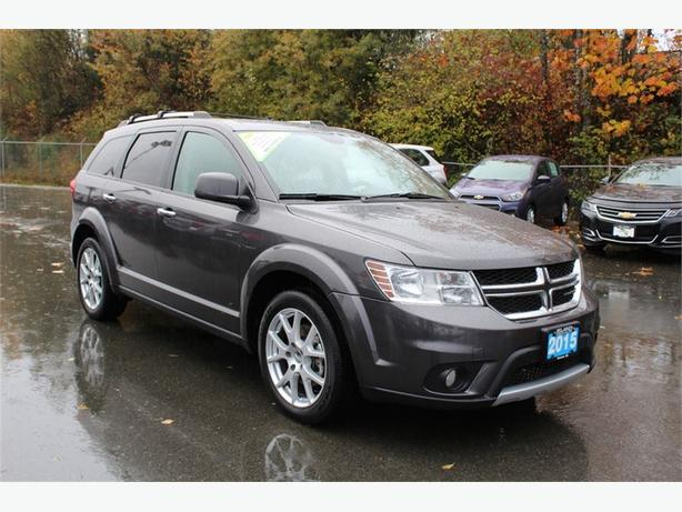 2015 Dodge Journey R/T | 8 TOUCHSCREEN | BLUETOOTH | BACK-UP CAM
