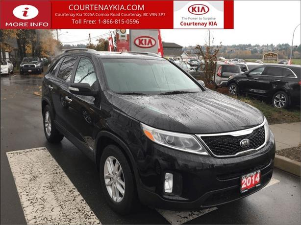 2014 Kia Sorento LX| AWD| ONE OWNER