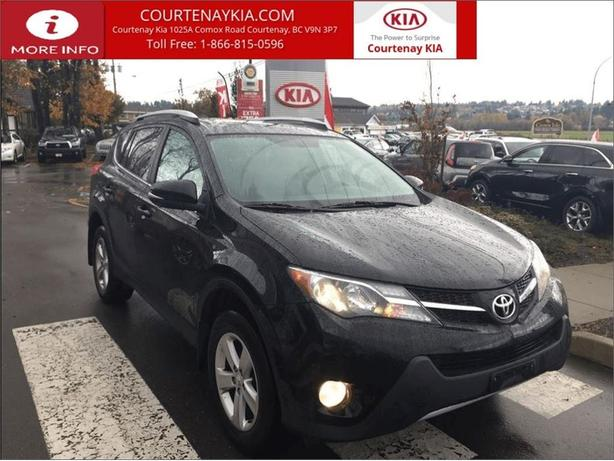 2013 Toyota Rav4 XLE**NEW YEAR'S CLEAROUT SALE
