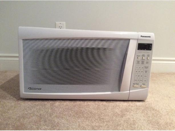 Panasonic Microwave - White - $50 OBO