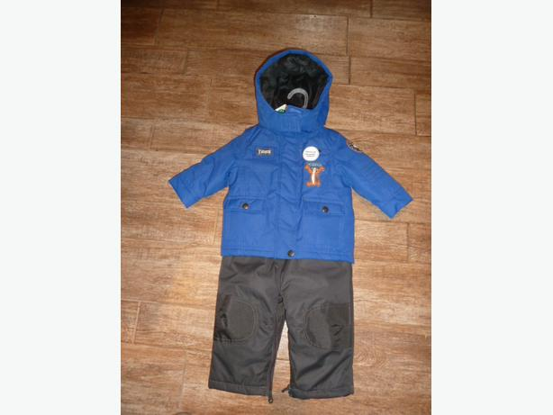 NEW 2 piece DISNEY BABY snow suit