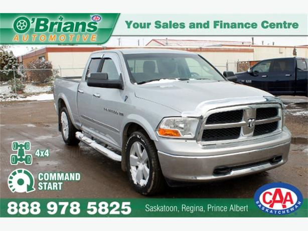 2011 Dodge Ram 1500 SLT - 4x4 HEMI CMD START