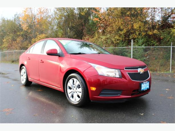2012 Chevrolet Cruze LT | Turbo | A/C | AUX PORT