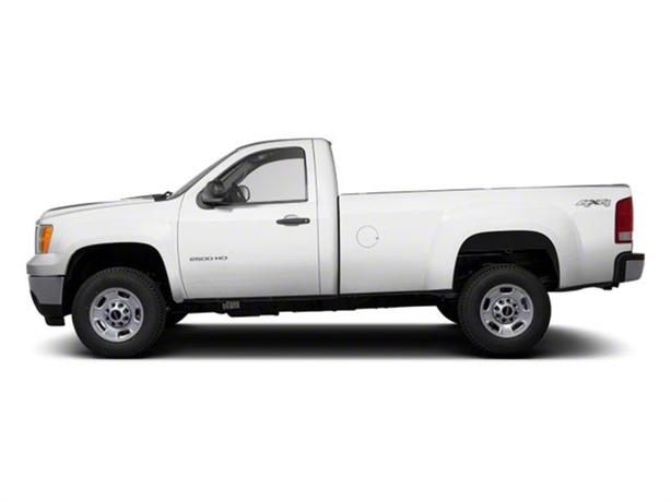 2013 GMC Sierra 2500HD SLE Work Truck