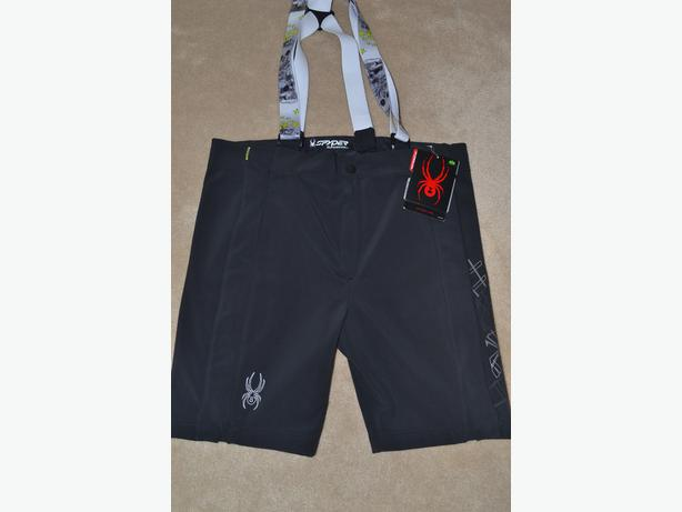 New Spyder Ski Race Training Shorts size XL.