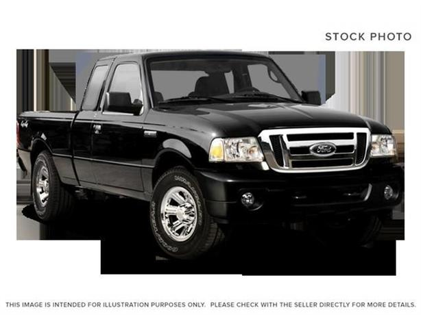 2009 Ford Ranger RWD SPORT S/CAB