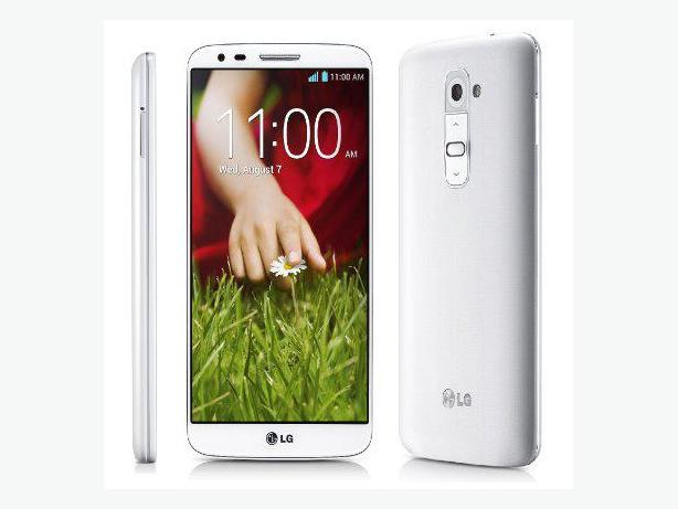 Brand New Unlocked LG G2 White