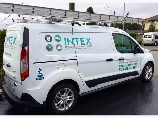 Intex Janitorial + Maintenance