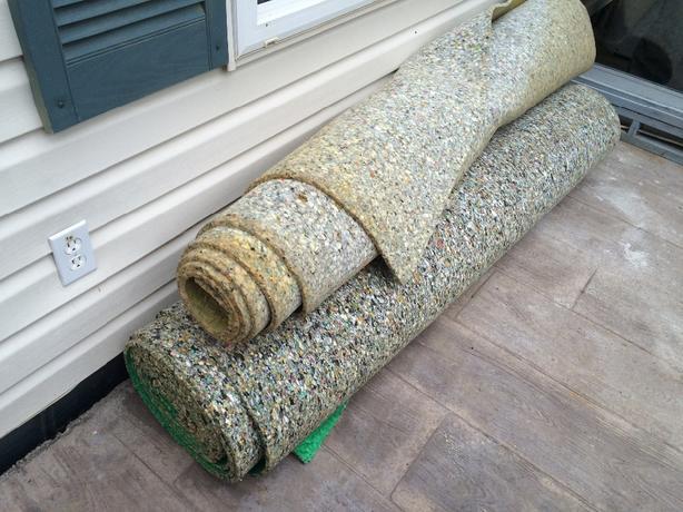 Carpet Underlay