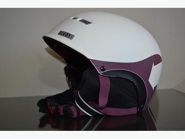 Uvex Girls Snow Helmet Size XS - M  53-58 cm