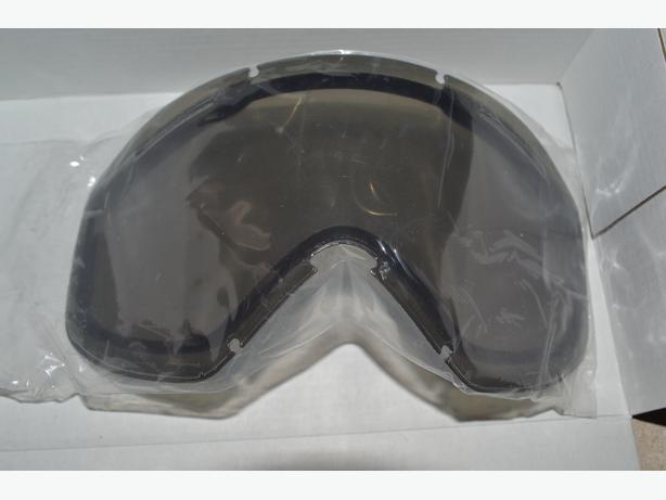 Oakley  O2 XL Goggle - New Replacement Lens – Dark Grey