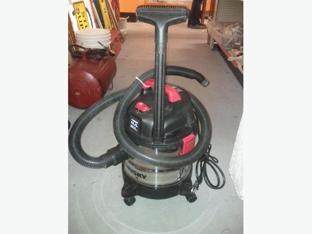 Small Shop Vac