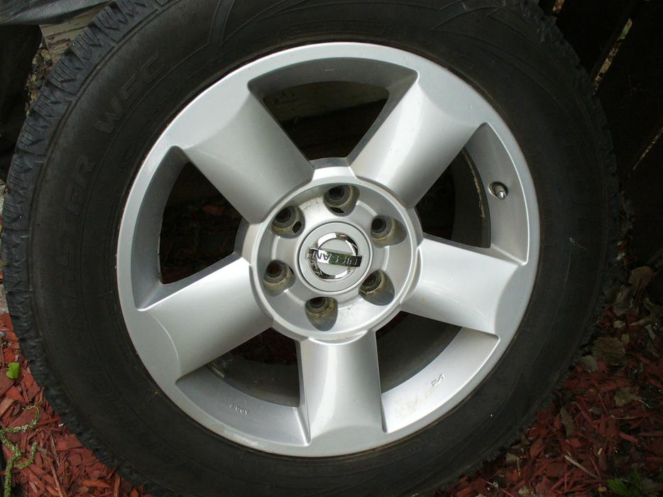 6 Bolt 1 X 139 Rims Nissan Fit Older Chevy Toyota East