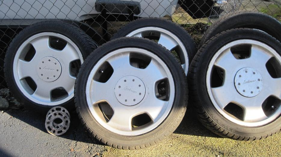 Mounted Snow Tires Qualicum Nanaimo Mobile