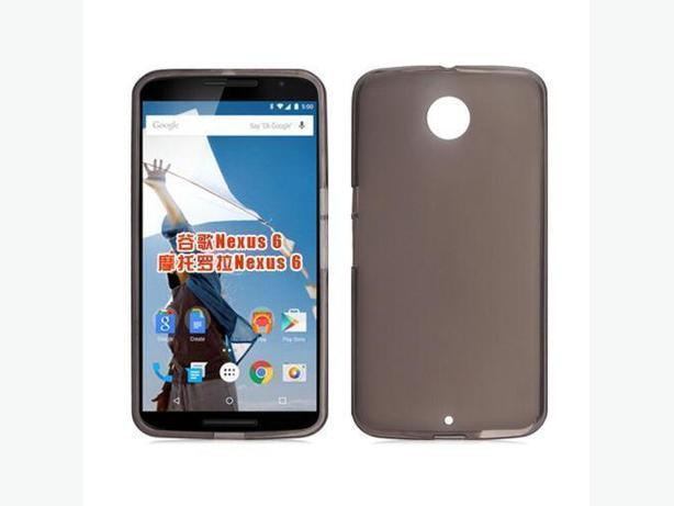Ultra Thin TPU Case for Motorola Google Nexus 6