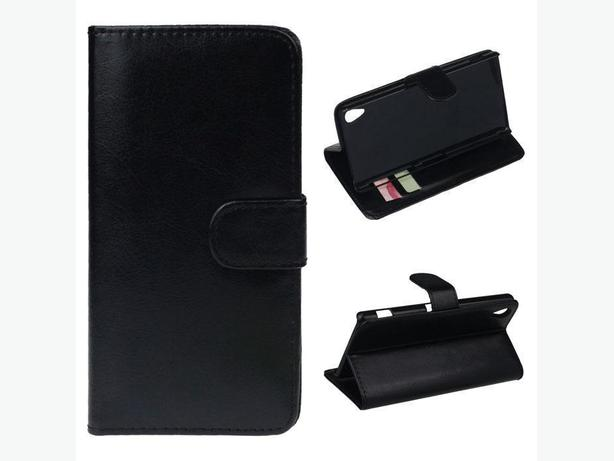 New Luxury Retro Leather Wallet Flip Cover Case For Sony Xperia Z2