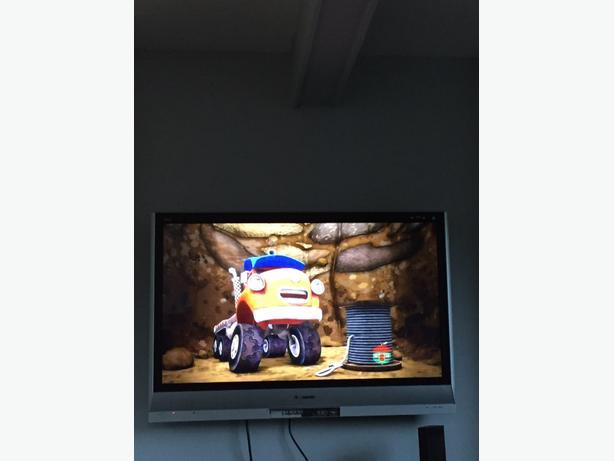 50' PANASONIC VIERA TV
