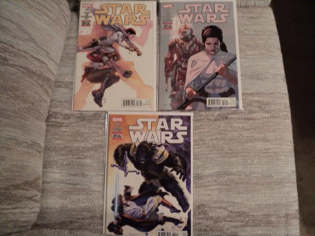 2016 Star Wars Comics