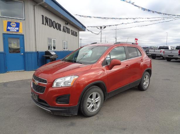 2015 Chevrolet Trax LT #I5337 INDOOR AUTO SALES WINNIPEG