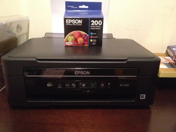 Epson 3 in 1 Printer and Ink