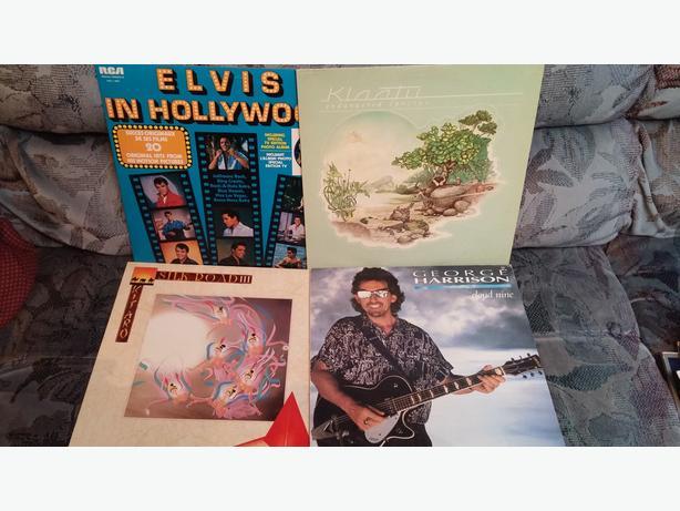 Records, LPs, Vinyl