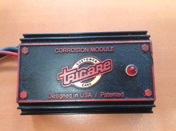 Tricare Rust Module