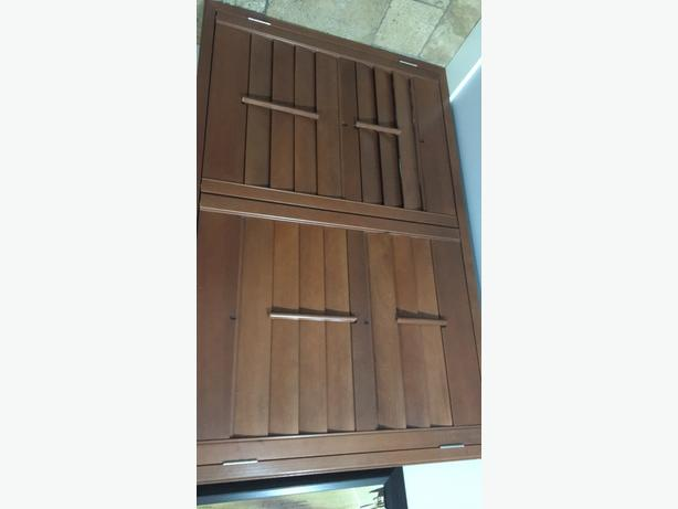 2 Wooden Window Coverings