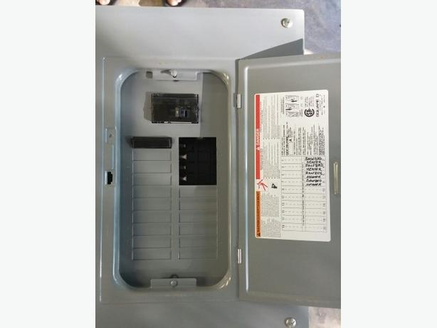 Electrical Panels, Loadcenter, Switch