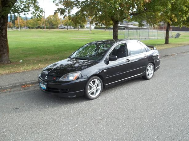 2006 MITSUBISHI LANCER RALLIART-CALL HART AT 250 724 3221