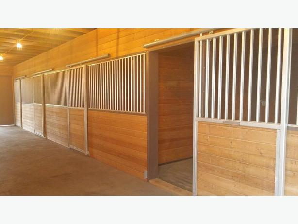 Dry Covered Storage Available