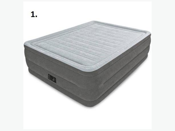INTEX QUEEN MATTRESSES FROM $20