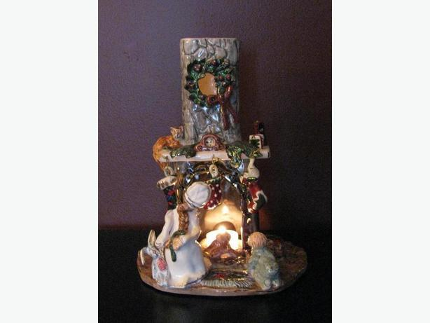 Claywork Christmas Collection: 'Night Before Christmas'