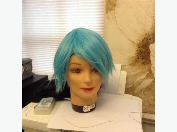 Baby Blue Wig