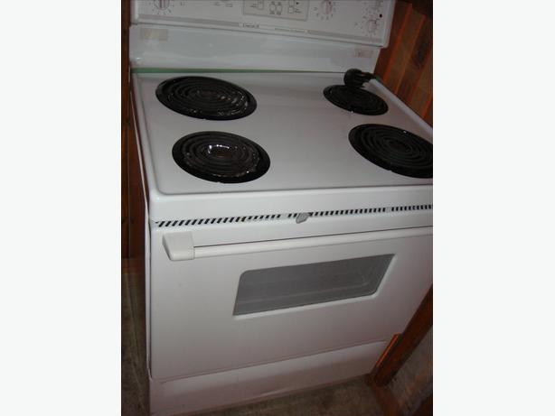 Stove - Electric great for second stove or rental unit