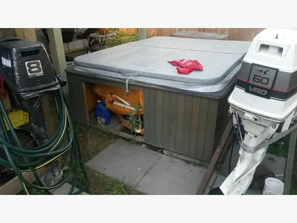 Swimming pools spas hot tubs in victoria bc mobile for Hot tub electric motor repair
