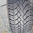 4 good used tires