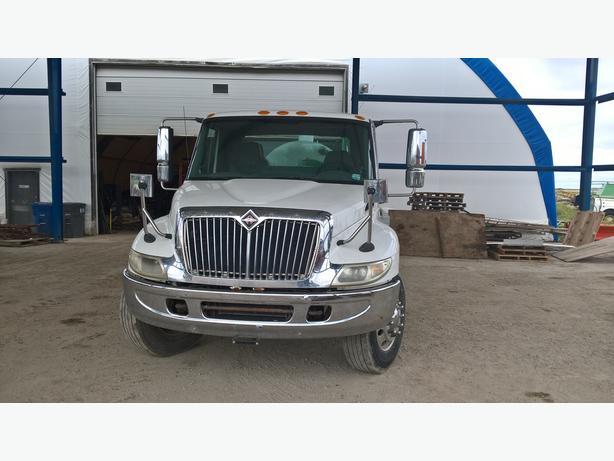 Septic Truck 1200 Imp gal