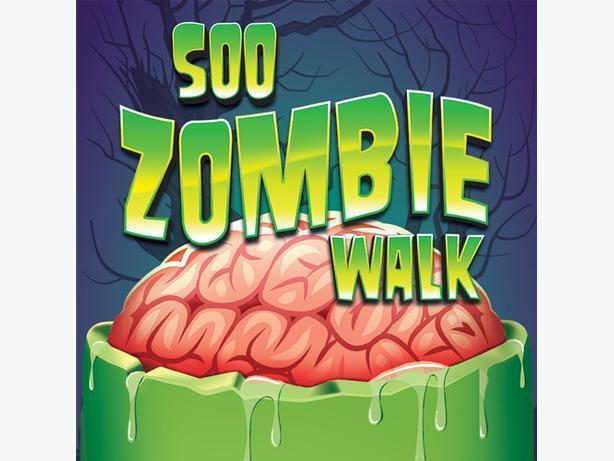 8th Annual Soo Zombie Walk