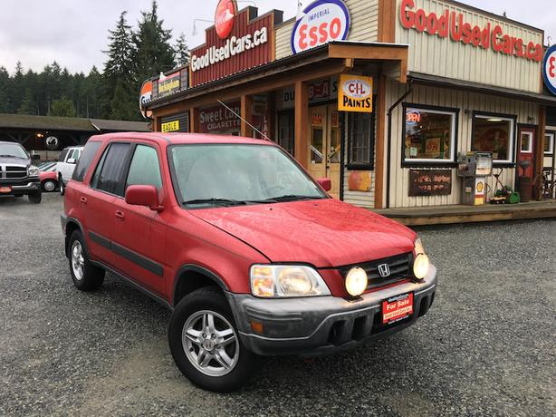 1998 Honda CRV EX - All-Wheel-Drive with Nice Tires!
