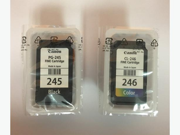 CANON PG-245/CL-246 COMBO PACK