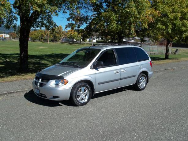 2007 DODGE CARAVAN-7 PASSENGER-CALL HART AT 250 724 3221