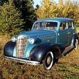 1938 chev car
