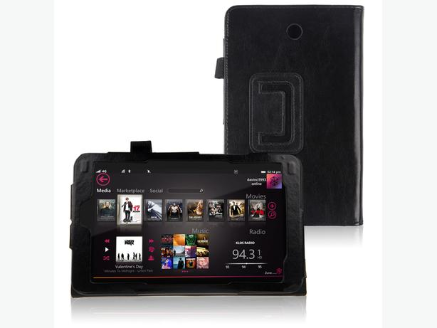 New Folio PU Leather Case Stand Cover Holder Skin For Dell Venue