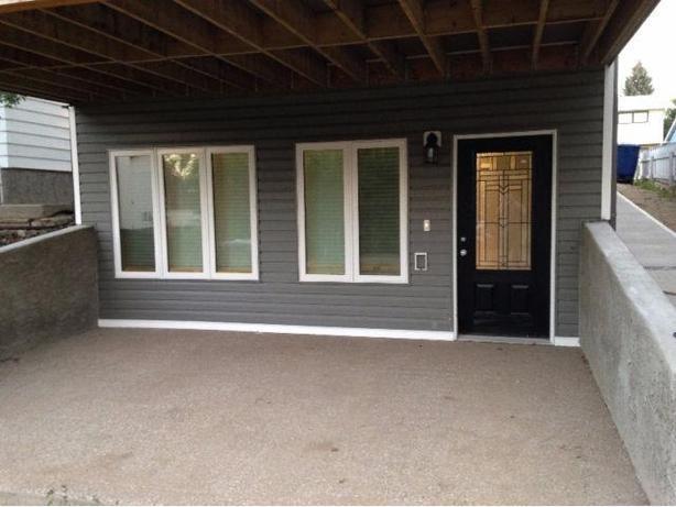 New Walk-Out Basement Suite