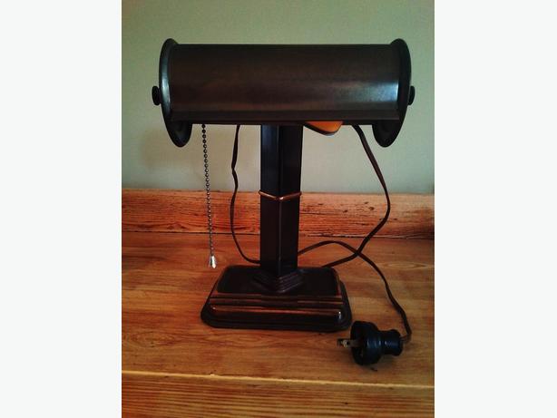 Vintage Desk Light