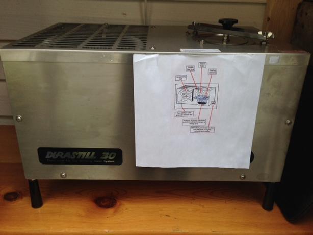 Durastill  Stainless Steel water distiller