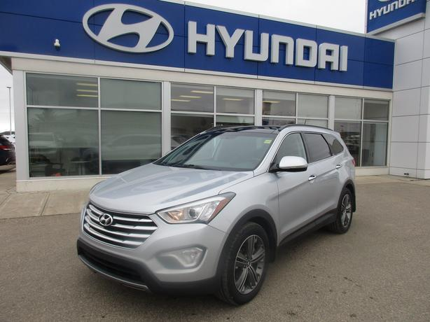 2013 hyundai santa fe xl limited awd yorkton regina. Black Bedroom Furniture Sets. Home Design Ideas