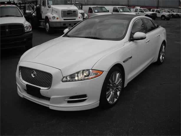 2013 Jaguar XJ-Series XJ AWD